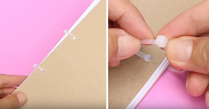 Минимум затрат, а польза неоценима: 12 удивительных способов использования кабельной стяжки!