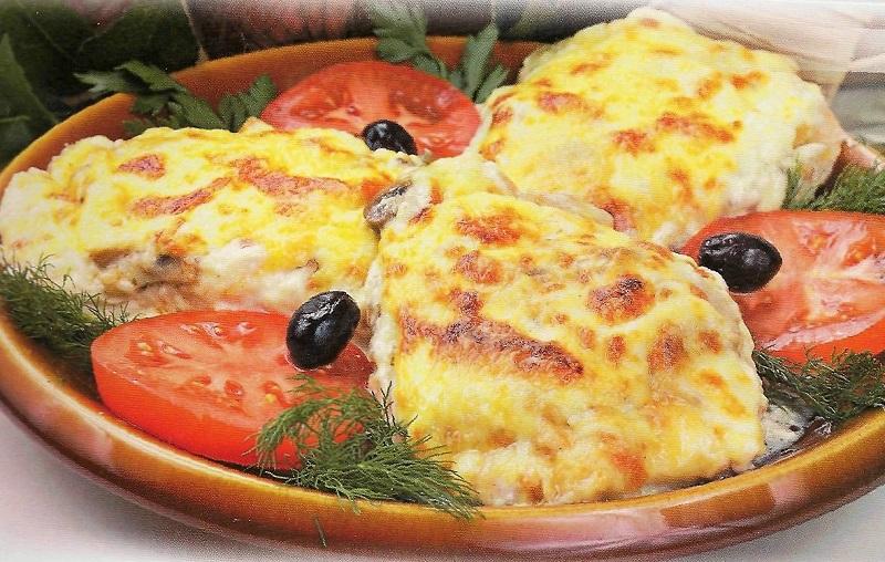 Мясо по-французски прямо из духовки: великолепный вкус! Обалденный рецепт.