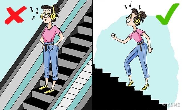 Сколько нужно ходить каждый день, чтобы похудеть