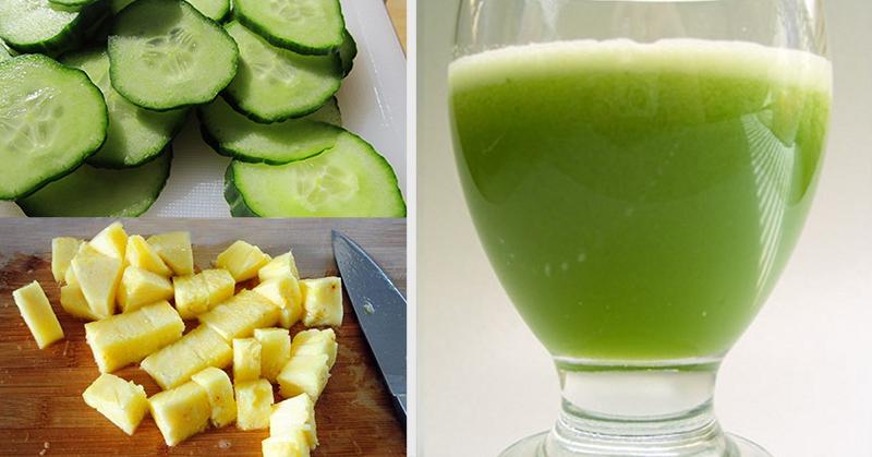 7 дней, 7 стаканов: методика, которая умерщвляет брюшной жир! Вот в чём сила…