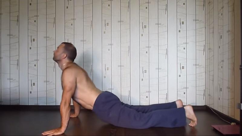 Пятерка упражнений Поля Брэгга для восстановления функций позвоночника. Осанка — залог здоровья.