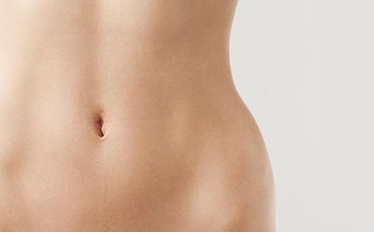 9 способов получить плоский живот без тренировок