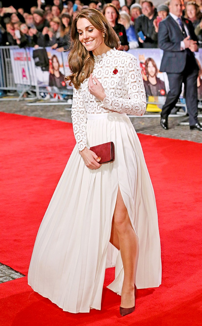 Тайна Кейт Миддлтон: вот почему ее туфли не натирают, а платья не развеваются на ветру. Лайфхаки героцогини Кембриджской.