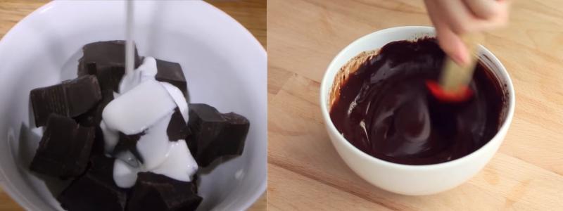 Шоколадный торт готовится сам, без духовки! Такую однородную глазурь… Вкуснятина на все случаи жизни!