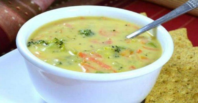 Экспресс-чистка организма за 3 дня! Приготовь детокс-суп, который растворяет жир.