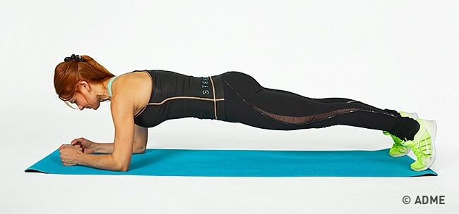 7 упражнений, которые преобразят ваше тело всего за 4 недели