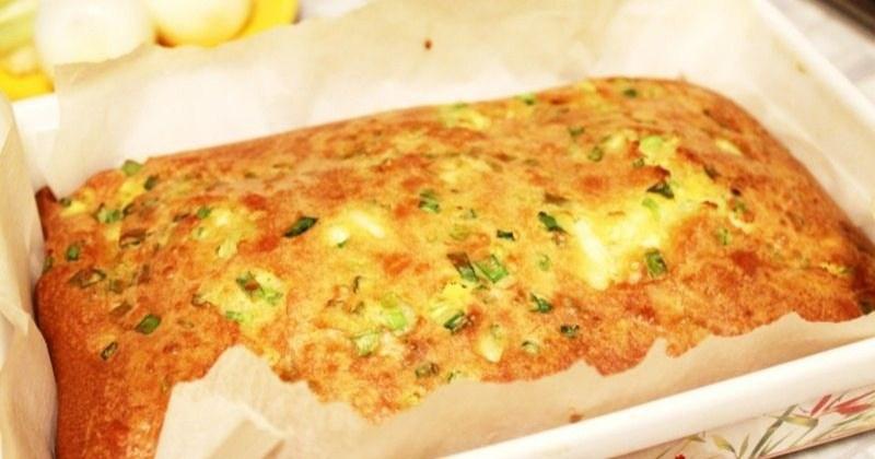 Сытный и питательный мясной пирог на кефире за 15 минут