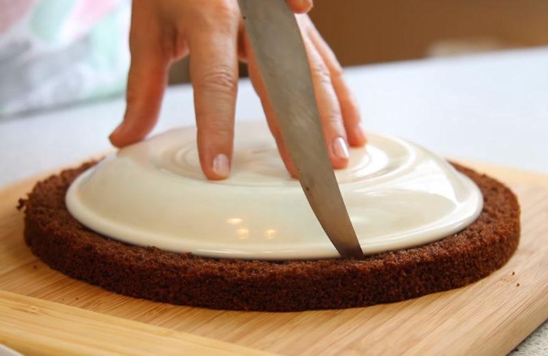 Эффектный и оригинальный торт