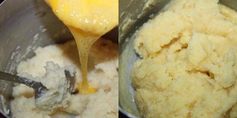 Манники на сковороде