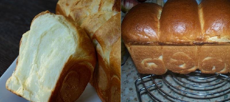 Молочный хлеб получается настолько мягким и нежным, что напоминает сладкую вату: буквально тает на языке… Свежая буханка из магазина может быть хороша, но не настолько.