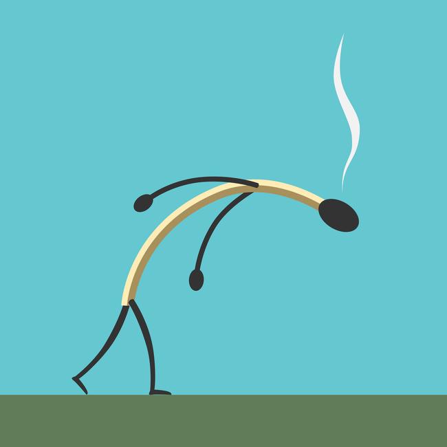 14 признаков эмоционального выгорания, из-за которых вы не можете двигаться дальше