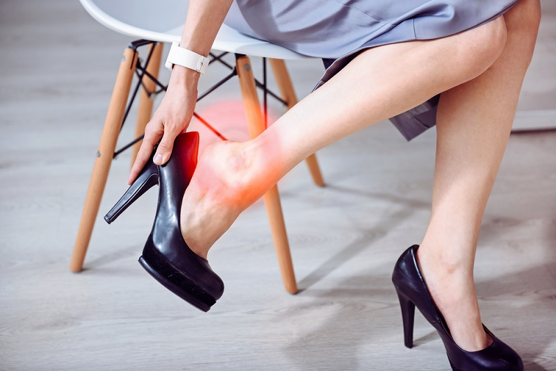 Вот как правильно подобрать туфли на каблуке! Выбираю только такие.