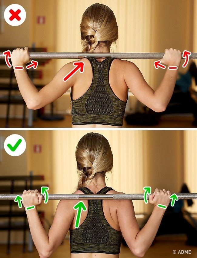 15 ошибок на тренировках, которые могут быть опасны для вашего здоровья