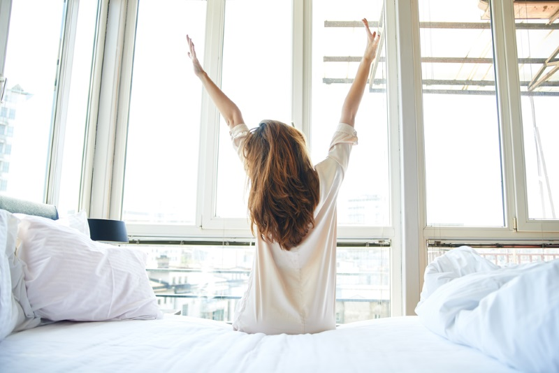 Как выполнить утреннюю зарядку под музыку