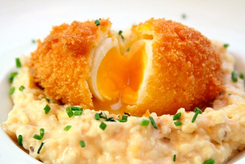 5 идеальных завтраков из яиц. Вот так вкусно нужно начинать день!
