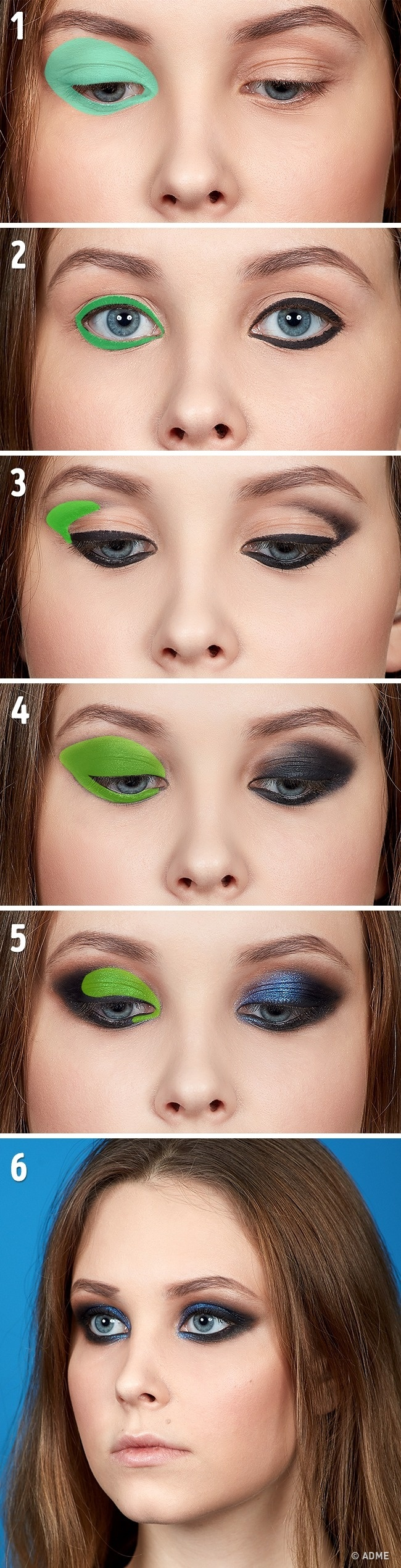 5 основных техник макияжа глаз, которые стоит освоить каждой девушке