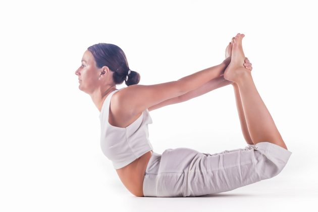 Йога для живота: 5 несложных поз, которые помогут вернуть стройность