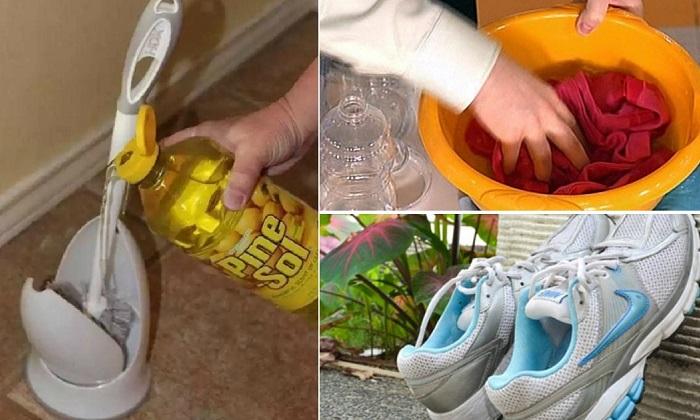 Бытовые хитрости, которые сделают жизнь проще, а уборку приятнее (17 фото)
