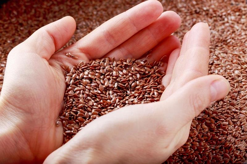 Зачем я постоянно жую семена льна. Это должен знать каждый, особенно женщины старше 35 лет!