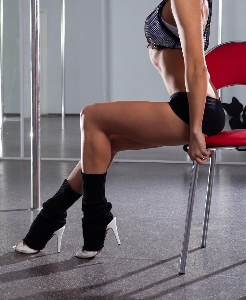 6 упражнений спасут от застоя лимфы (если слишком много сидишь). Вместо спортзала.