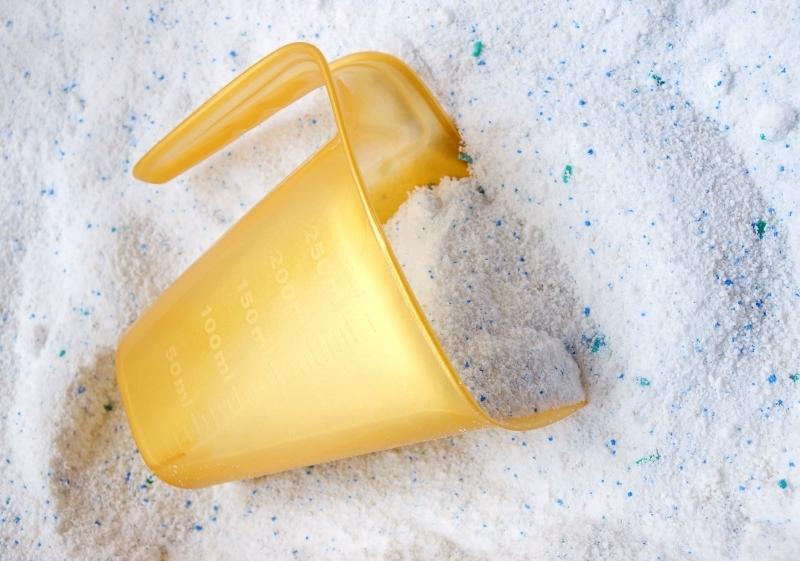 Как быстро проверить качество стирального порошка: простой трюк с неожиданным результатом.