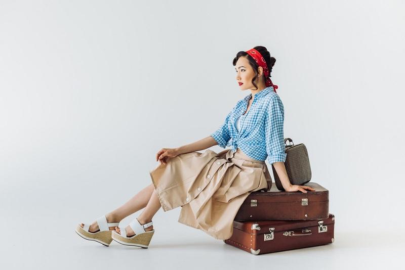 Что носить, чтобы выглядеть моложе и фигуристее