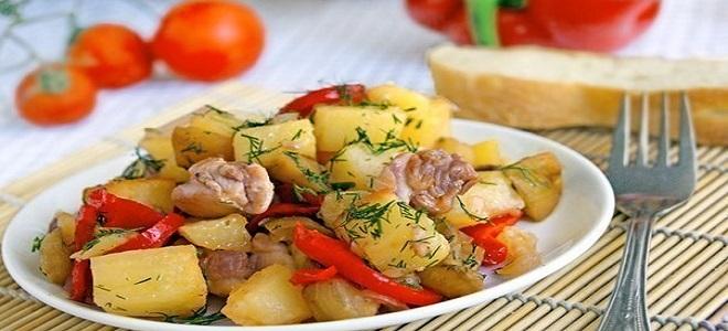 Оджахури — рецепты вкусного грузинского блюда